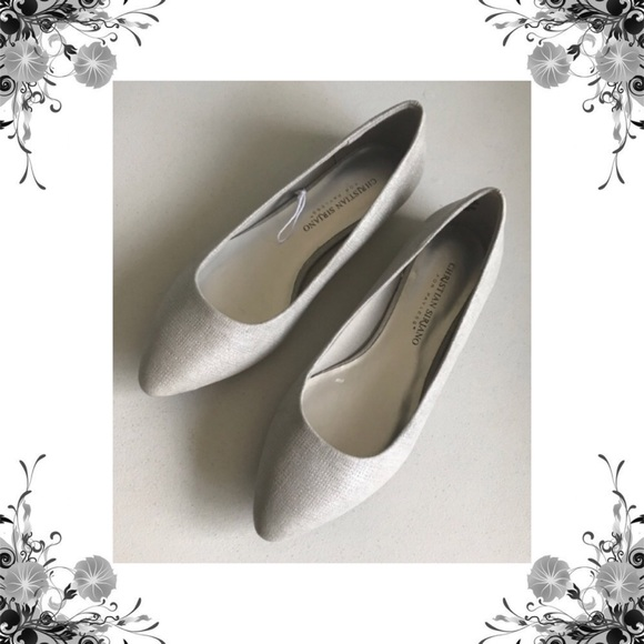 eb54f6638fa6 Christian Siriano for Payless Shoes -  Christian Siriano for Payless   Silver Flats